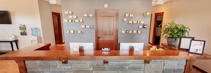 Chiropractic Baxter MN Front Desk